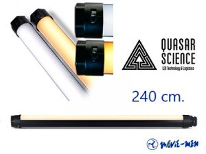 Alquiler material eléctrico Movie-Men LEDS - QUASAR SCIENCE X-Fade LED Tubes 240 cm.