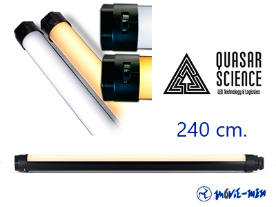 Alquiler material eléctrico Movie-Men LEDS - QUASAR SCIENCE X-Fade LED Tubes 240 cm.