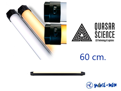 Alquiler material eléctrico Movie-Men LEDS - QUASAR SCIENCE X-Fade LED Tubes 60 cm.