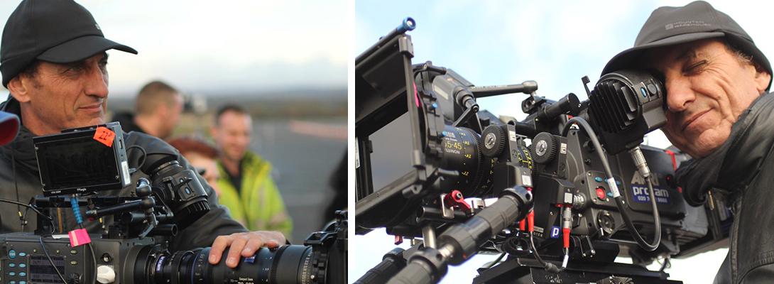 Pablo Rosso Director de Fotografía