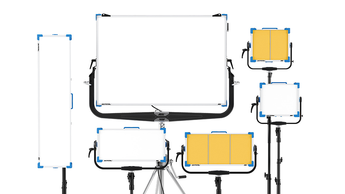 Arri Skypanel - Different sizes