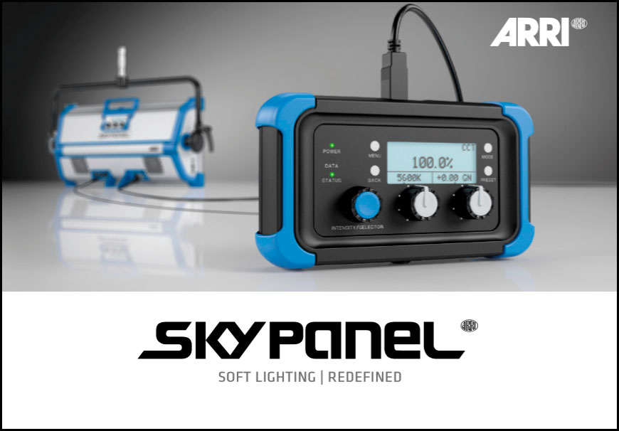 Flyer ARRI SkyPanel Remote