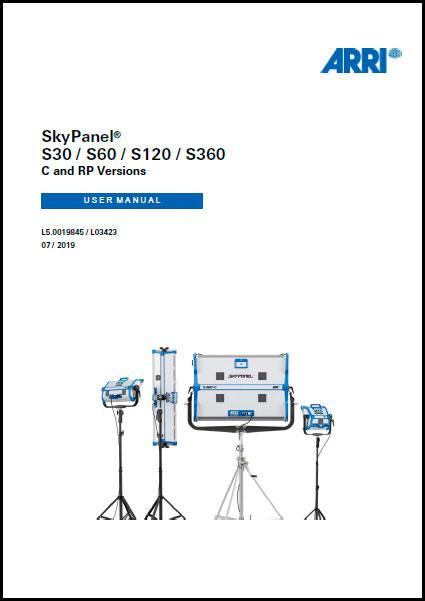Arri SKY PANEL S360-C Manual