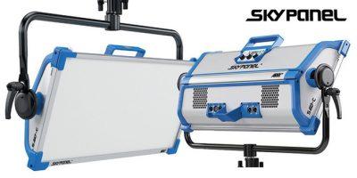 Alquiler material eléctrico Movie-Men LEDS - Sky Panel S60-C