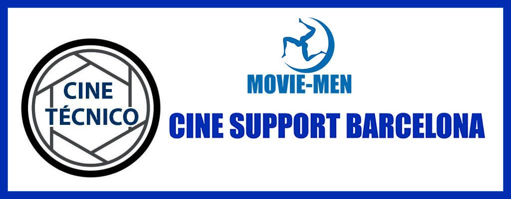 Web Cine Support Barcelona - CINE TÉNICO