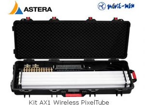 Alquiler Kit Astera AX1 Wireless PixelTube