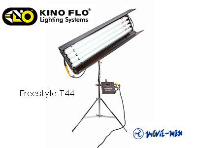 Alquiler KINO FLO Freestyle T44