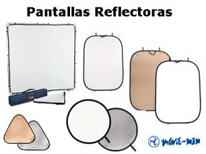Alquiler Pantallas Reflectoras Movie-Men