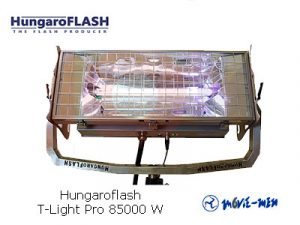 Alquiler Hungaroflash T-Light Pro 85000 W