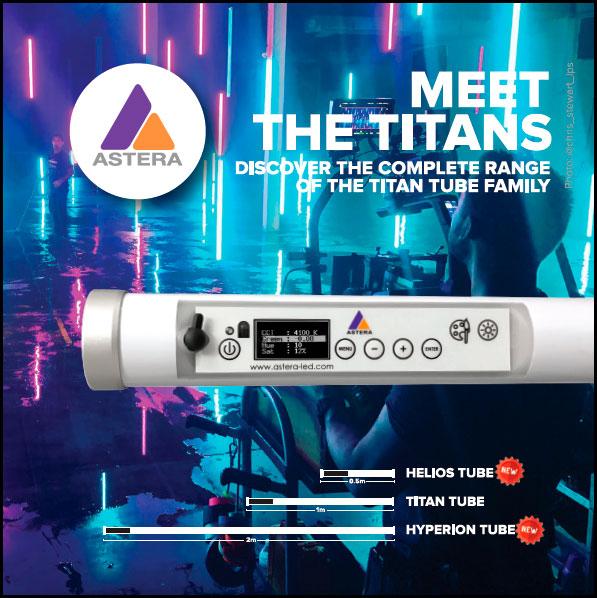 Astera Titan - Catálogo