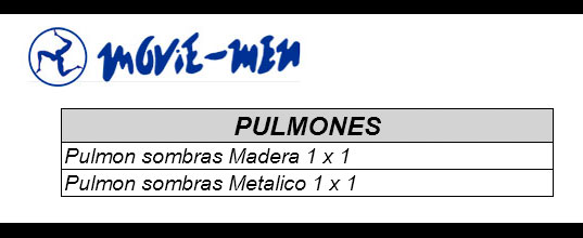 Alquiler Pulmones