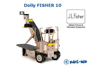 Alquiler FISHER 10 Dolly Movie-Men